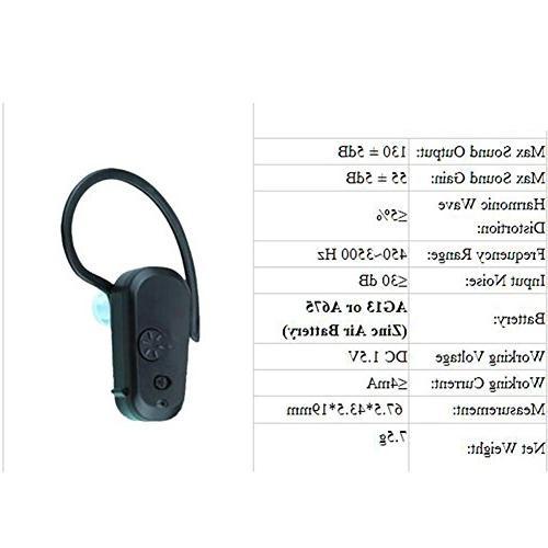 OPARYY bluetooth style mini sound in ear V-183 Aid Aids