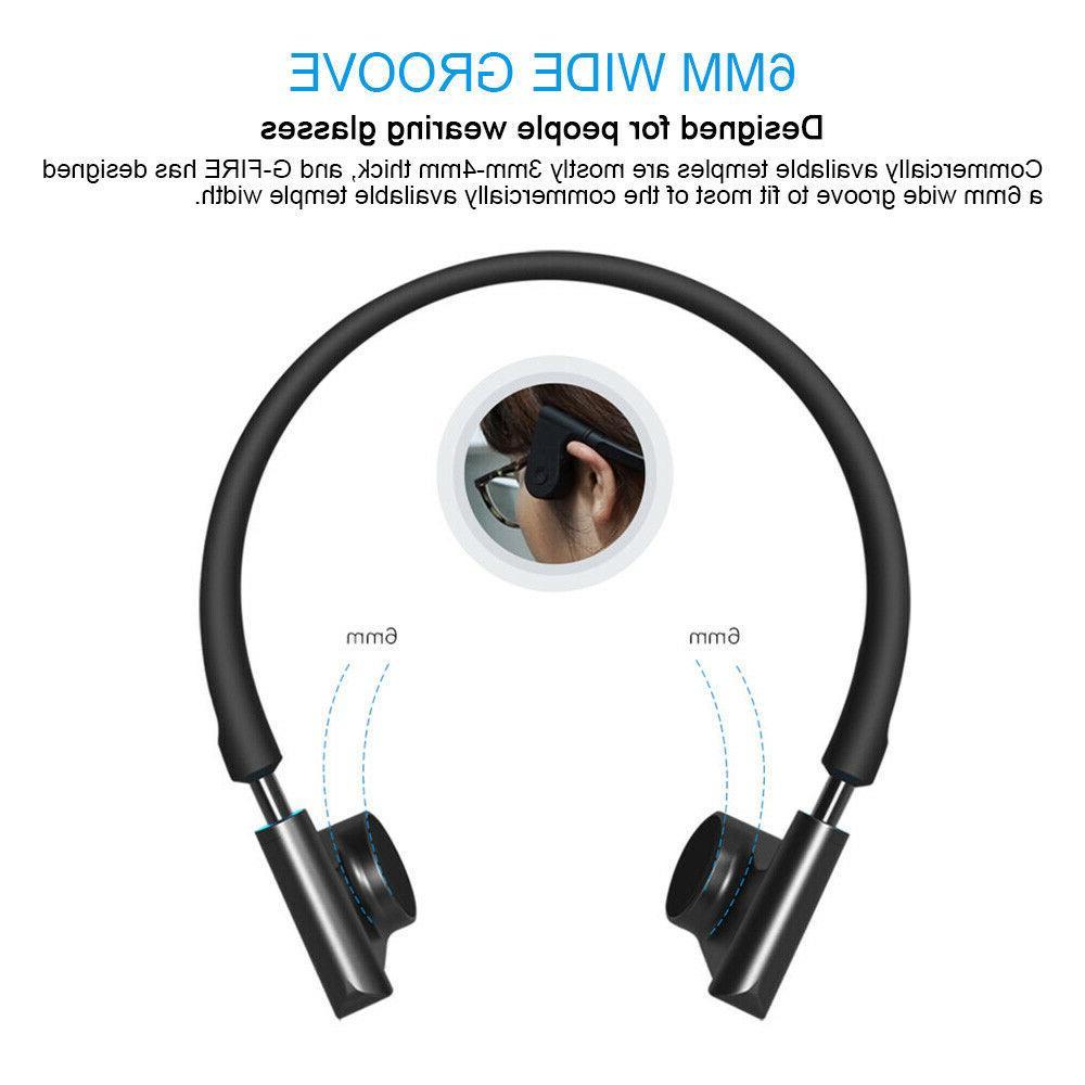 Waterproof Amplifier Bluetooth Headphone
