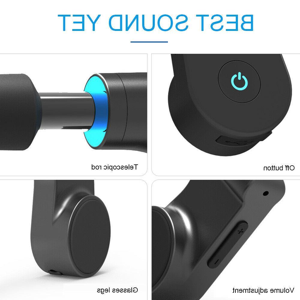 Bone Conduction Waterproof Bluetooth Headphone