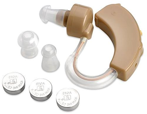 MEDca Behind Ear Sound Amplifier Mini Size