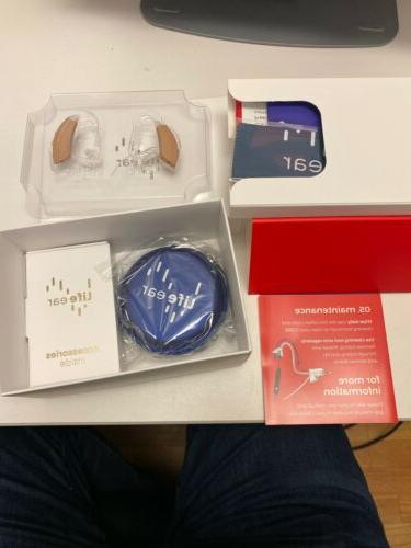 LifeEar-Corel-Hearing Program Fine-tune
