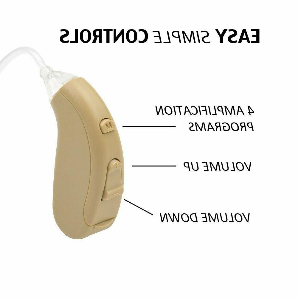 CLEARON Digital Amplifier CL-702 Ear Design