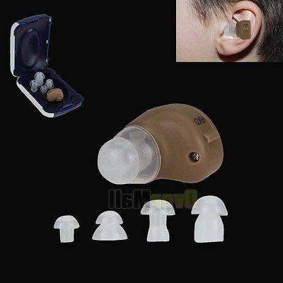 Small In Ear Invisible Sound Adjustable Aid