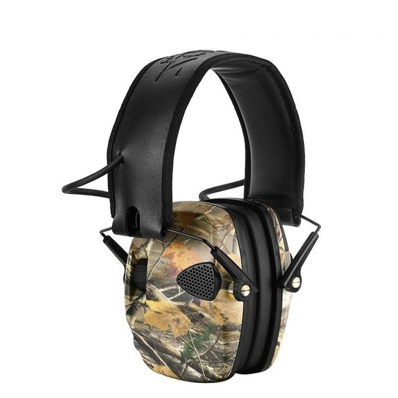 electronic earmuff nrr 22db tactical hunting ear