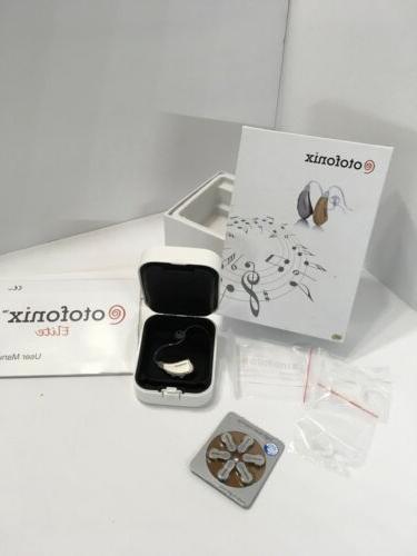 Otofonix Elite Hearing Aid, Hearing Amplifier , Brand New, O