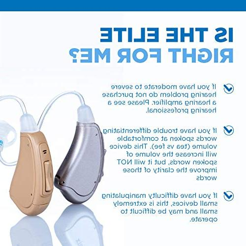 Otofonix Mini Hearing Amplifier to and Assist Hearing.