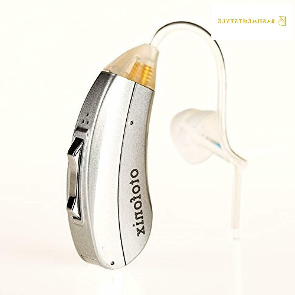 Otofonix Amplifier to Assist Hearing for Seniors (