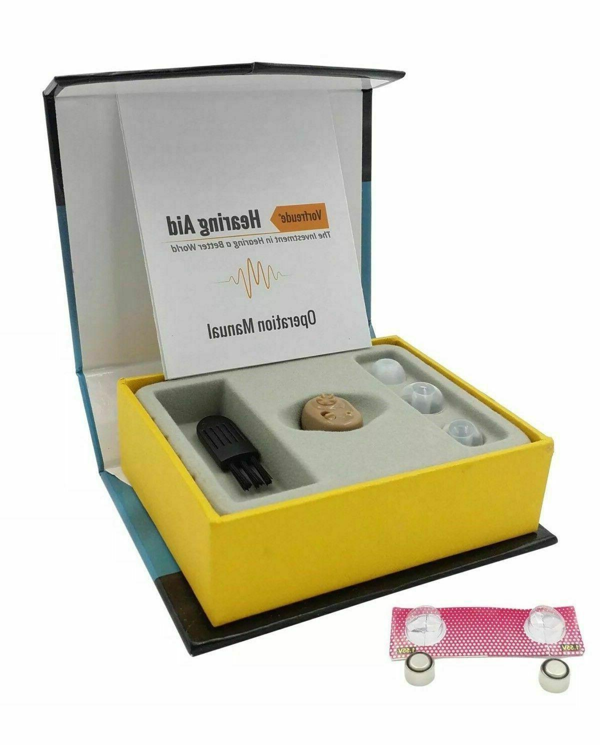 fda approved hearing enhancement amplifier
