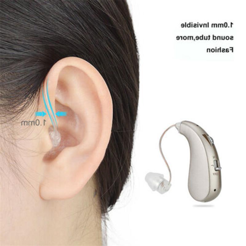 Severe Ear <font><b>Aids</b></font> Amplifier Enhancer For Deaf