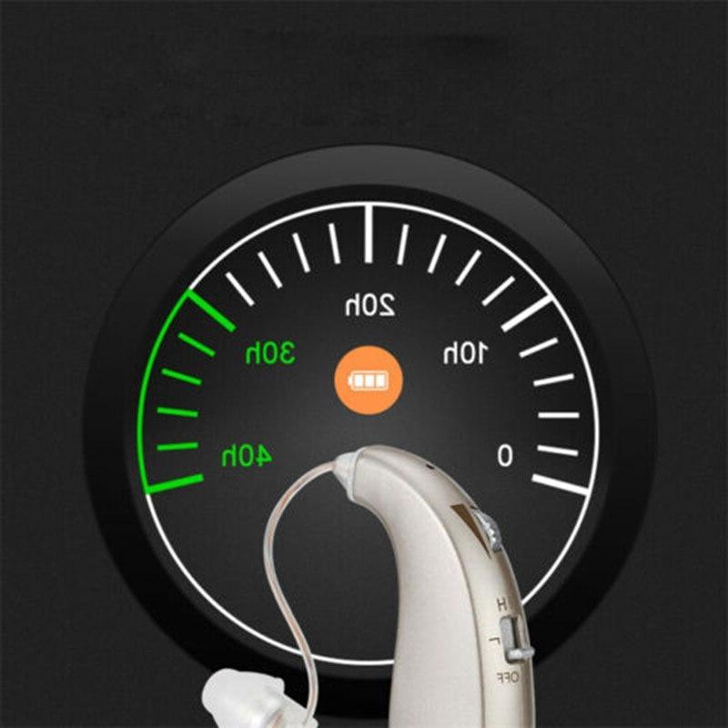 <font><b>Rechargeable</b></font> Digital Severe BTE Ear <font><b>Aids</b></font> Power Amplifier 1pc For Elderly