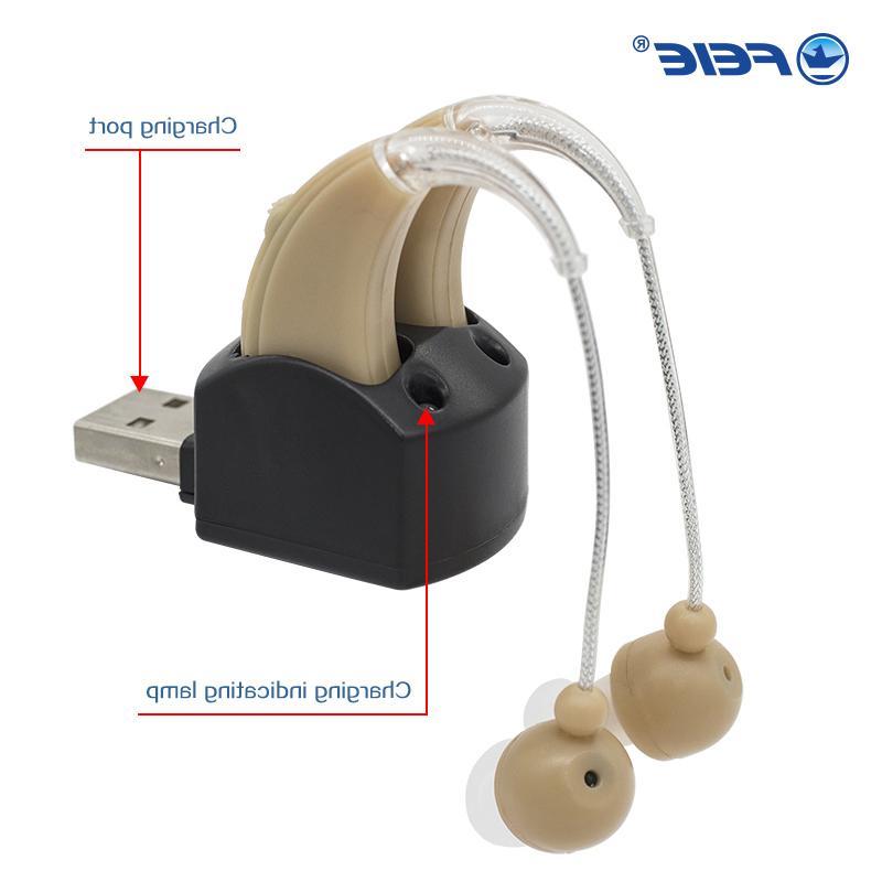 Apparatus Power <font><b>Aids</b></font> Ear Instrument Double Earphones