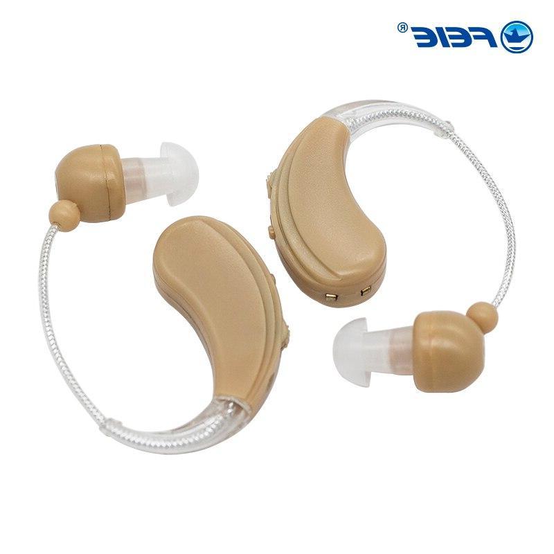 <font><b>Rechargeable</b></font> Ear Apparatus High <font><b>Hearing</b></font> <font><b>Aids</b></font> Ear Instrument Double Earphones Device
