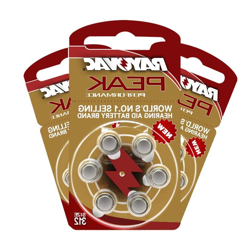 Free Performance <font><b>Hearing</b></font> Zinc Air battery <font><b>312</b></font>/A312/PR41 Battery <font><b>aids</b></font>