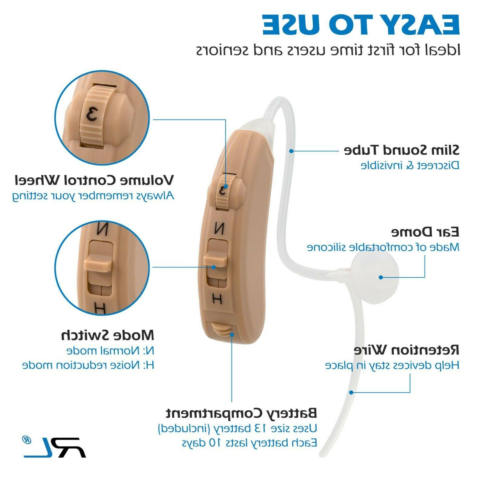 Hearing Aid High Power for of Adults -