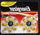 ENERGIZER HEARING AID BATTERIES 10 16 PACK BRAND NEW IN PACK