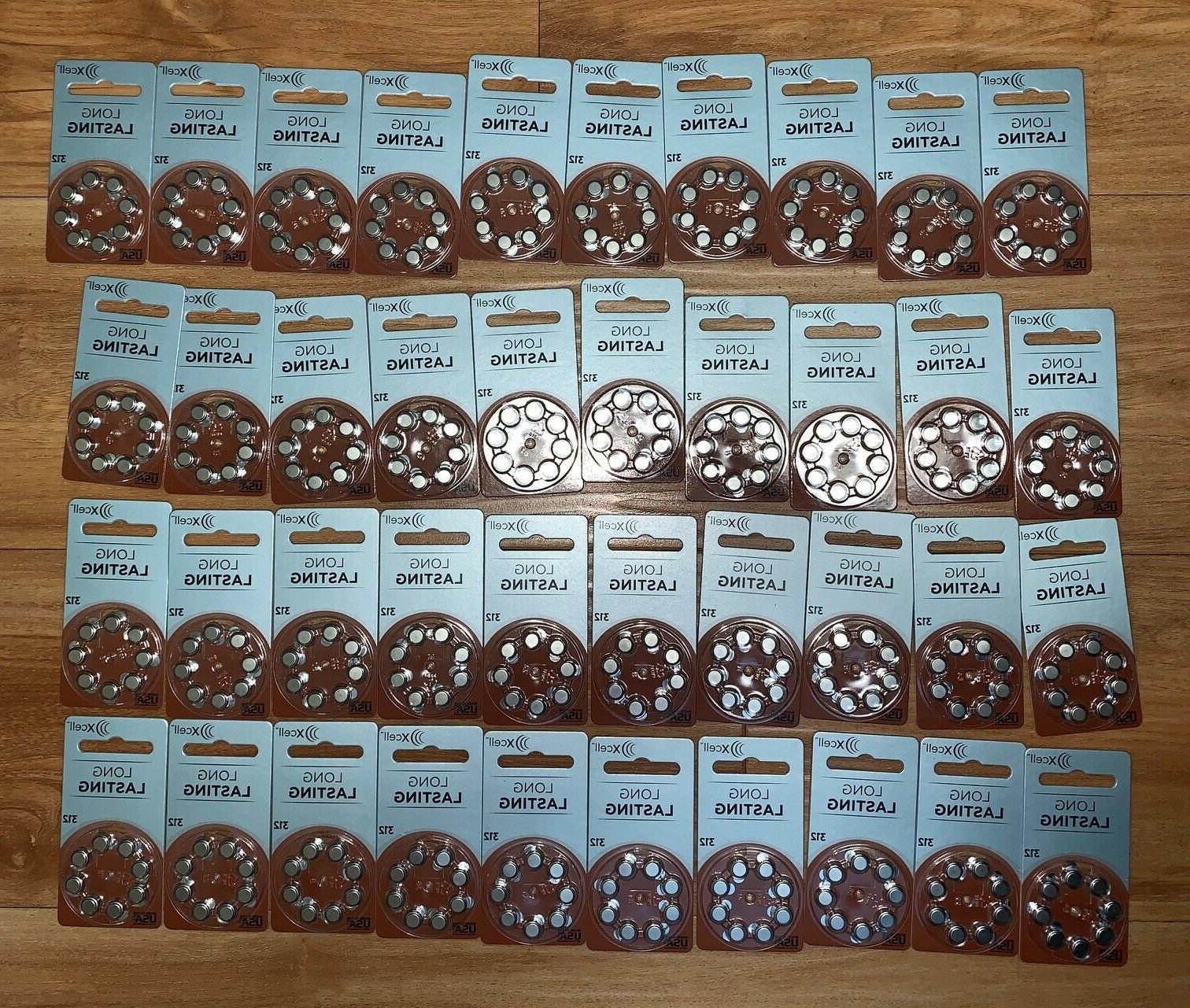 hearing aid batteries 320 cells sz 312