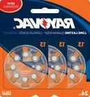 Rayovac Hearing Aid Batteries Size 13 - 24 Pack