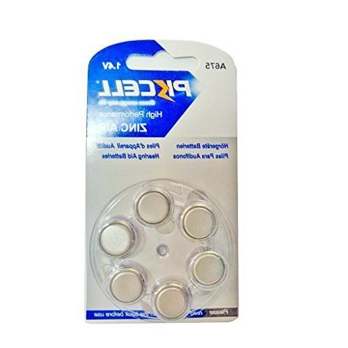 hearing aid battery za675 a675