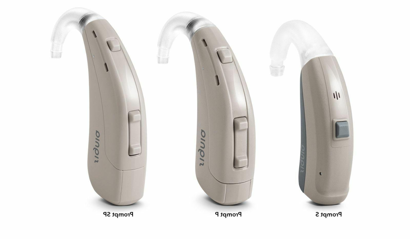 Siemens Hearing Aid Model Signia BTE P, Fun Run P/SP, Prompt