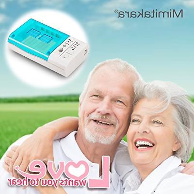 Mimitakara™ Sanitizer and Dryer Box Hearing and