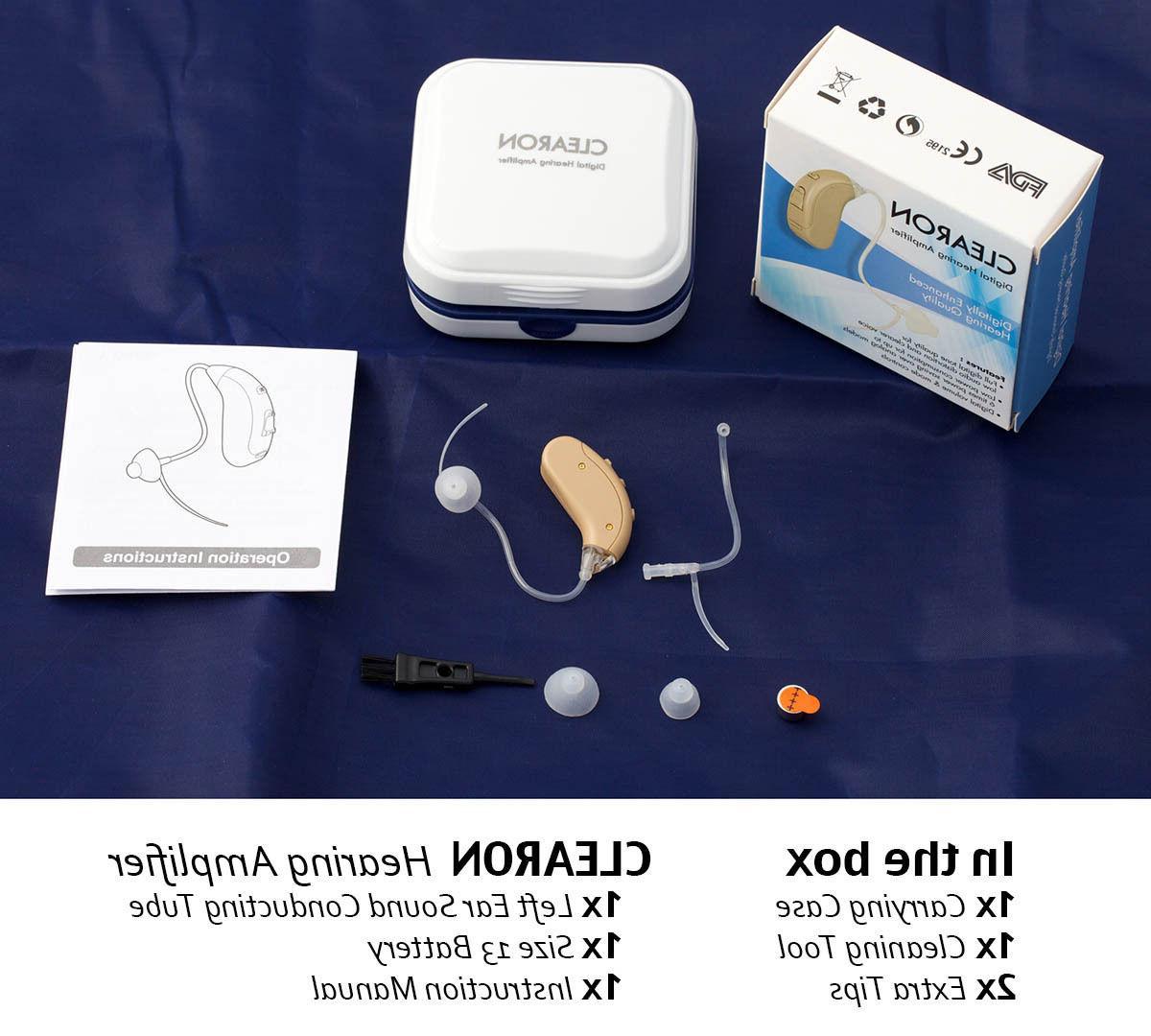 No & Invisible Hearing Aids FDA !!!
