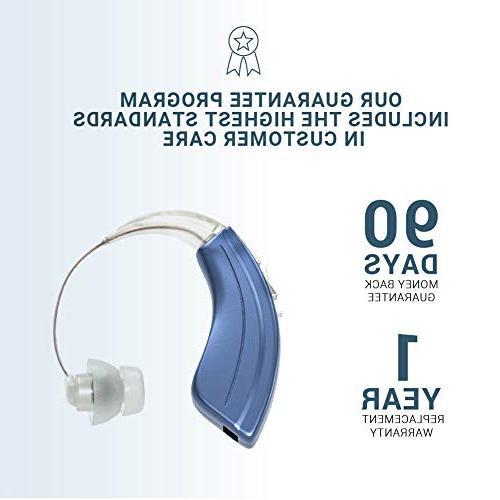 Britzgo Digital Hearing BHA-1222 Battery/ 5th Generation Personal Sound