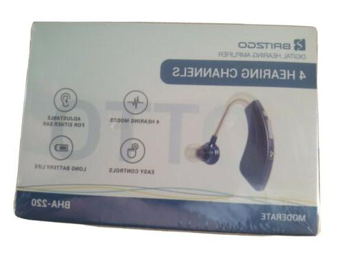 hearing amplifier bha 220 500hr