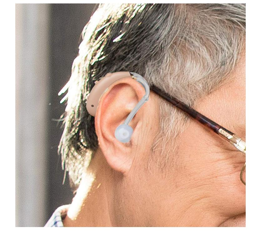 Hearing Amplifier for and Aids