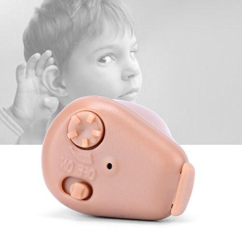 Jaxbo Mini, Adult, Seniors, Children, Men and Women Ears-Rechargeable USB
