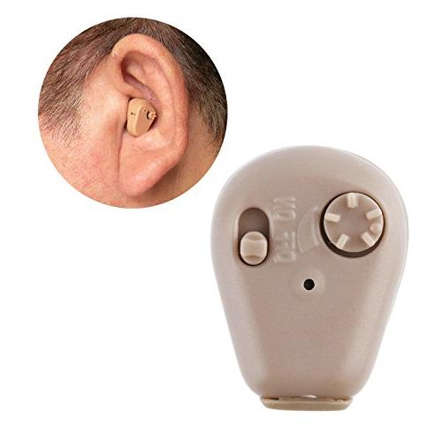 Jaxbo Hearing Mini, for Adult, Children, Men and Fit Ears-Rechargeable