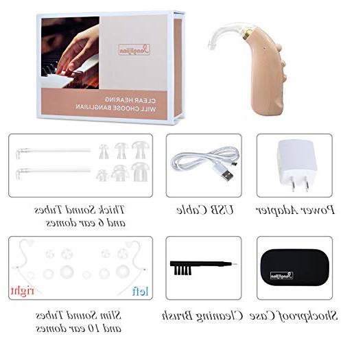 Banglijian Hearing Amplifier Personal Sound Amplifier Digital to Aid and Assist