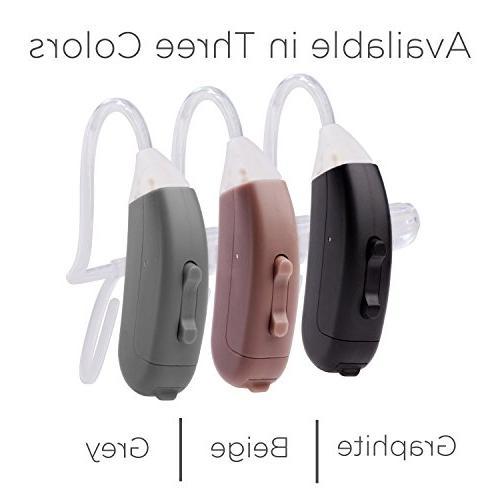 LifeEar Amplifier and Designed Digital Control,