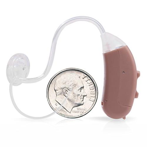 Empower Hearing Noise Enhances Speech. Nearly Behind Ear Aids Ready to Wear, Yr