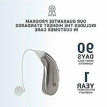 Hearing Amplifier Noise Cancelling - BHA-702S - Warranty!