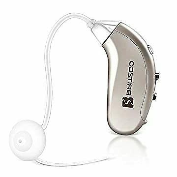 hearing amplifier with digital noise cancelling by