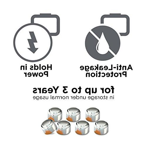Powermax Size Hearing Aid Batteries, Tab, Zinc Air Mercury-Free, 64