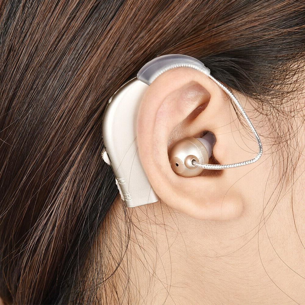 Severe Rechargeable BTE Ear Aids