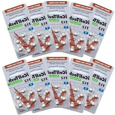 60 iCellTech Batteries Size: