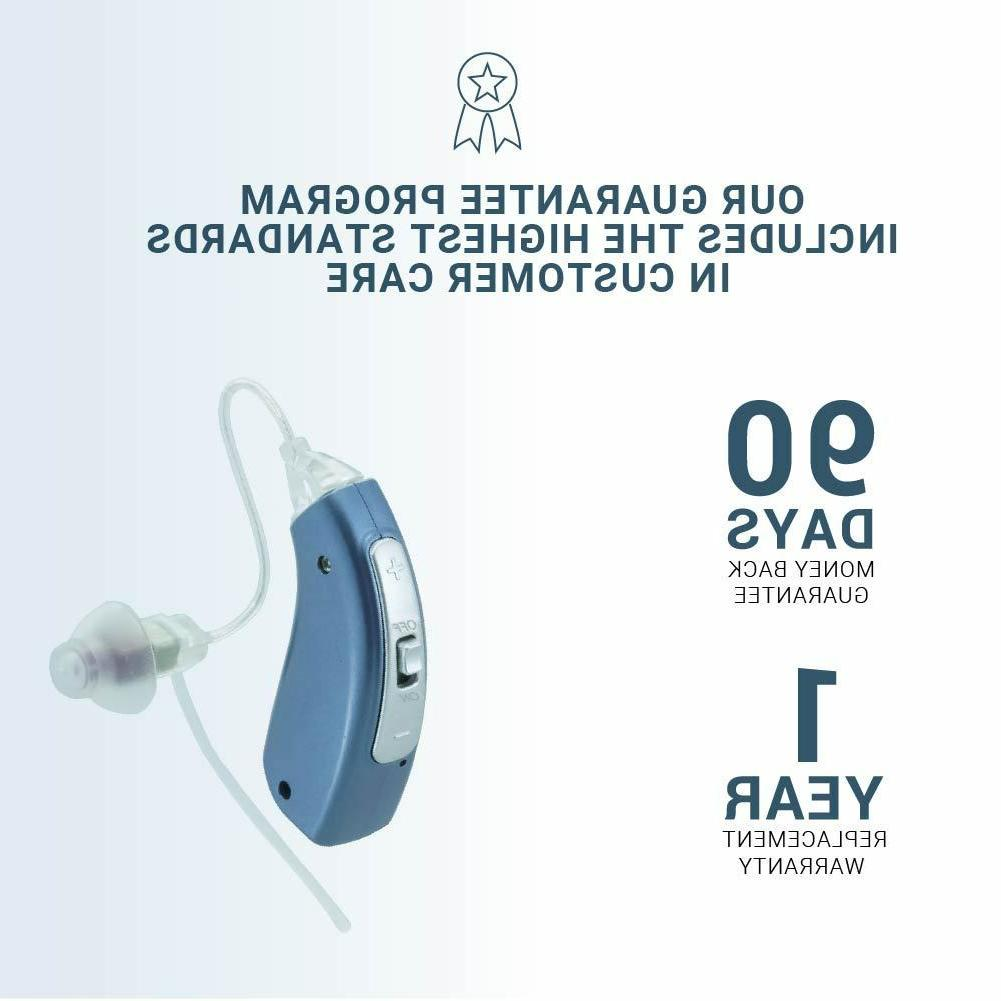 Rechargeable Digital Hearing Aid The