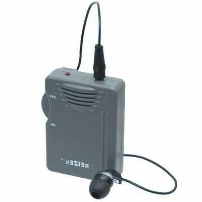 loud ear 110db gain personal