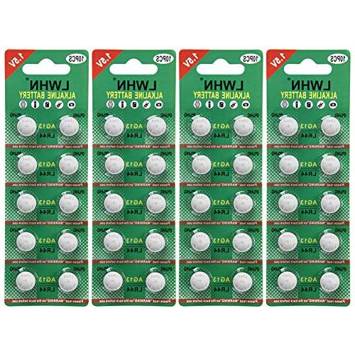 LWHN 50 Battery Button Cell Batteries