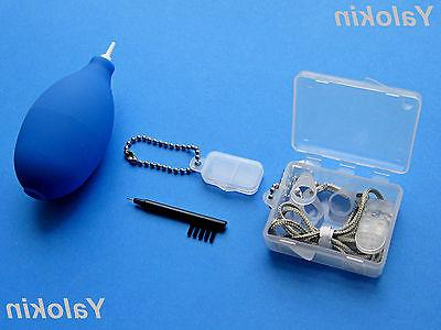 Maintenance Care Set for Walker's Game Ear BTE Behind the Ear Hearing Aids
