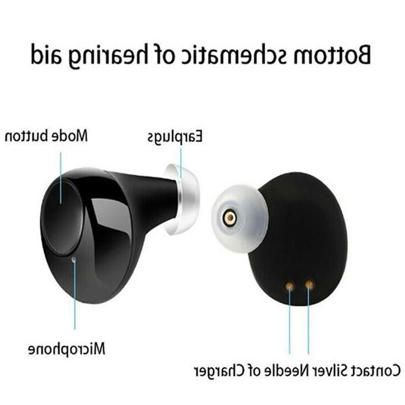 Mini CIC Adjustable <font><b>Hearing</b></font> Elderly <font><b>Hearing</b></font>