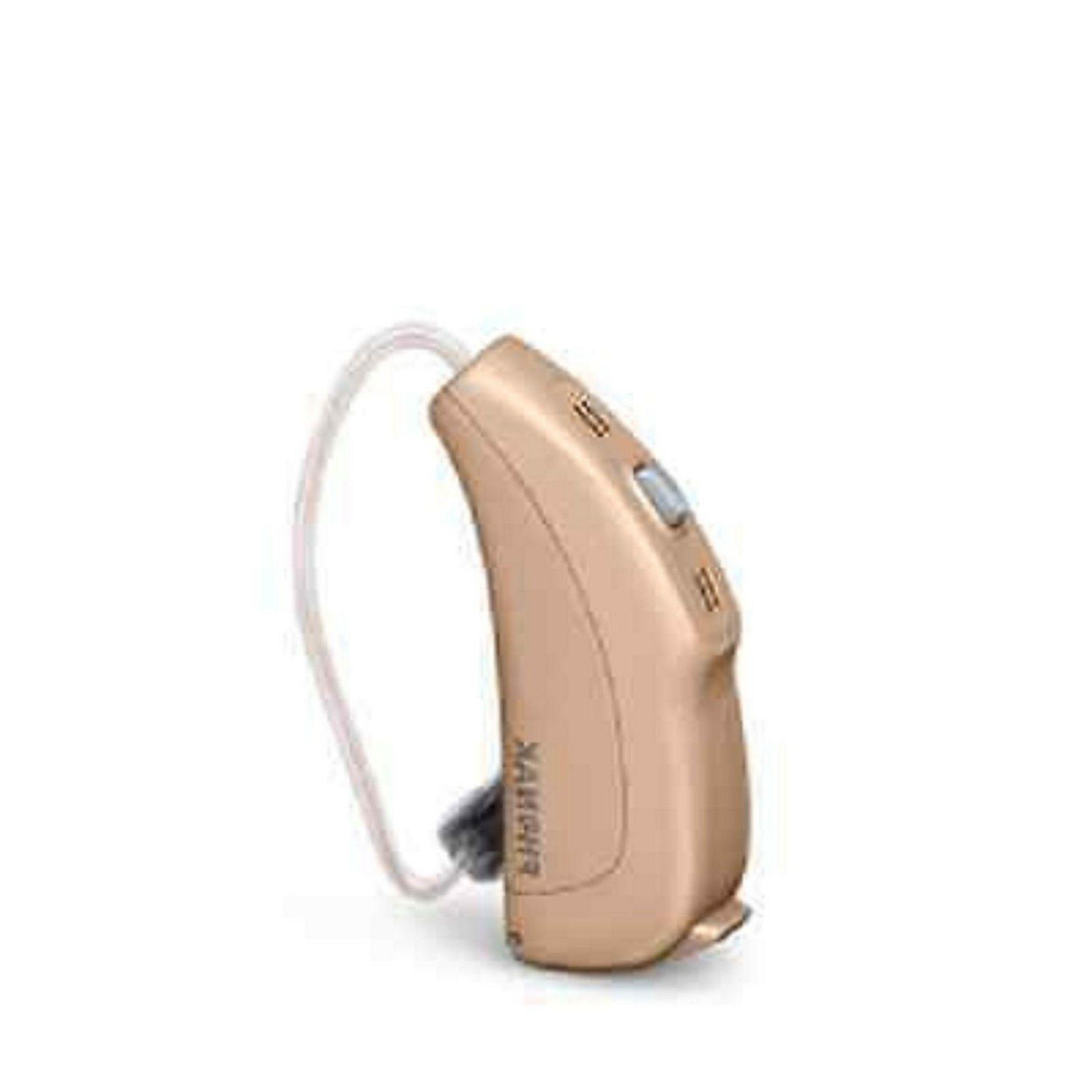 PHONAK NAIDA Q30 RIC 8 CHANNEL HEARING AIDS FREE SHIPPING