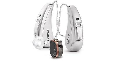 new 2 cellion 7px ric hearing aids