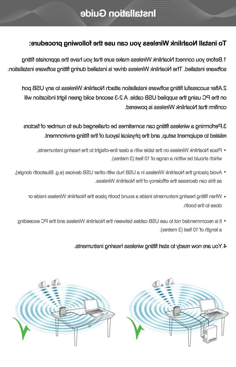 Noahlink Wireless Bluetooth Aid Programmer