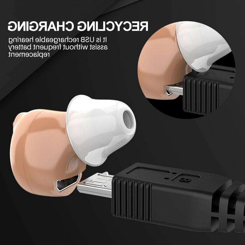 US Digital Hearing Aids Amplifier in