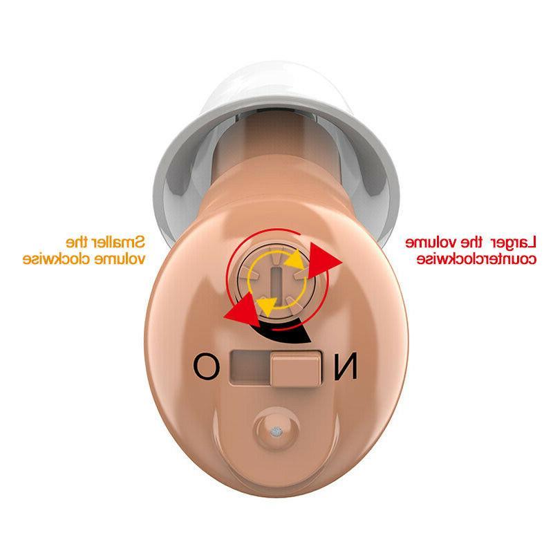US Digital Aids Sound Amplifier in the Ear