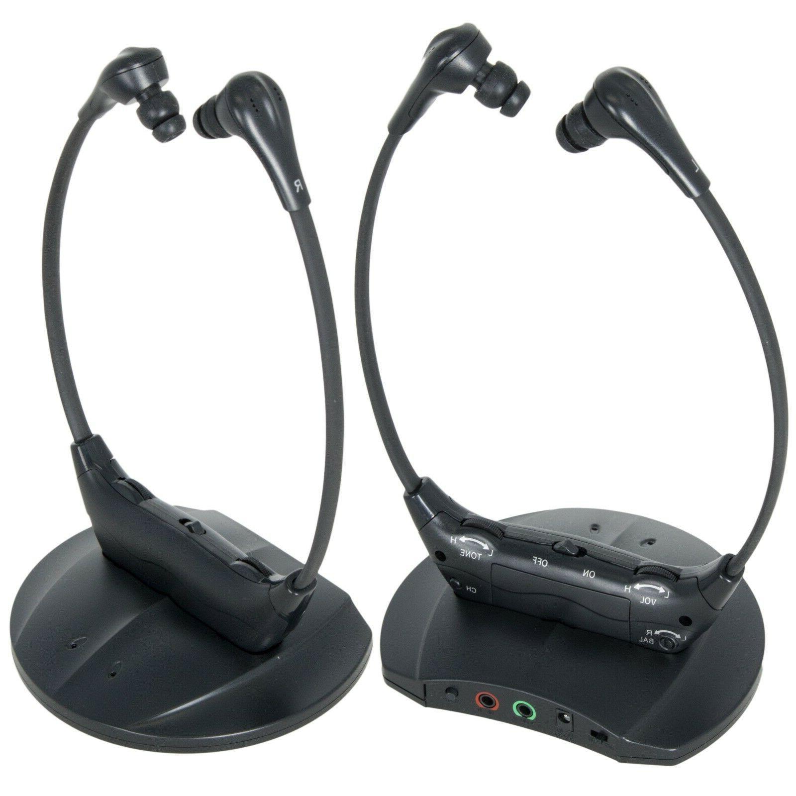 Original Wireless TV Aid Hearing
