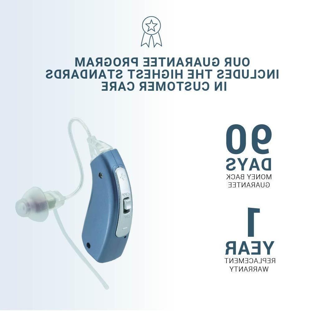 Britzgo Hearing Aid Amplifier BHA-1704 - ARIA